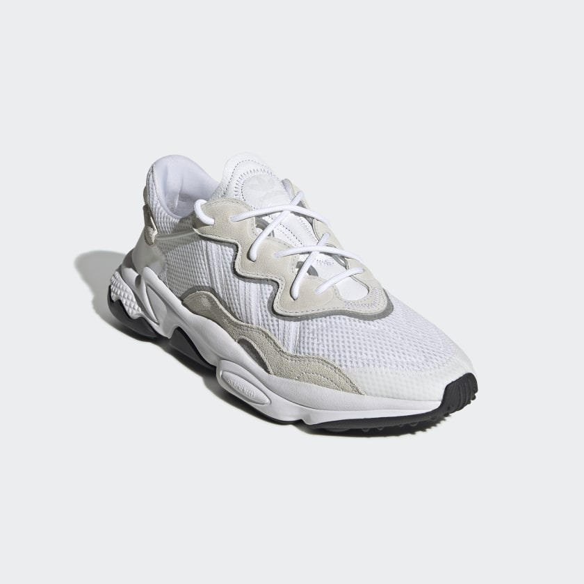 Adidas Ozweego Cloud White/Cloud White/Core Black - Stencil