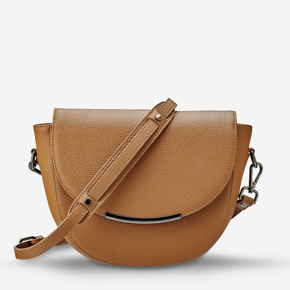 Status Anxiety The Oracle Bag Tan