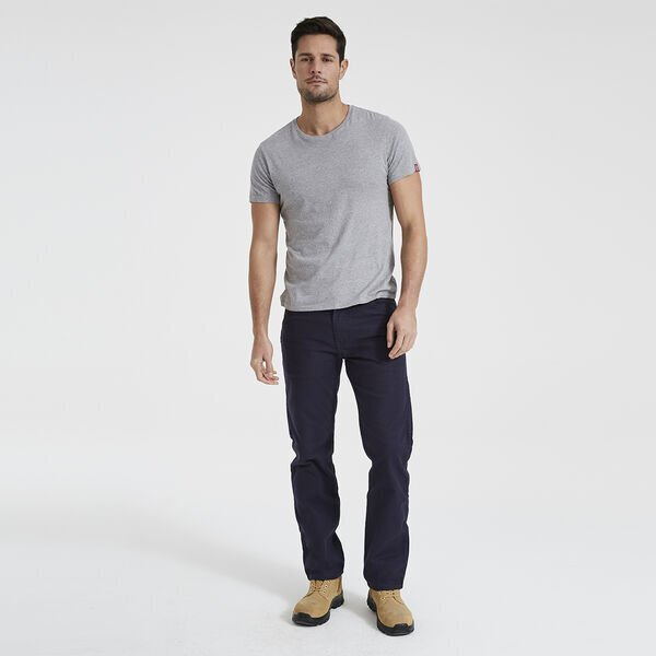 Levis Workwear 505 Utility Pant Nightwatch Blue Canvas