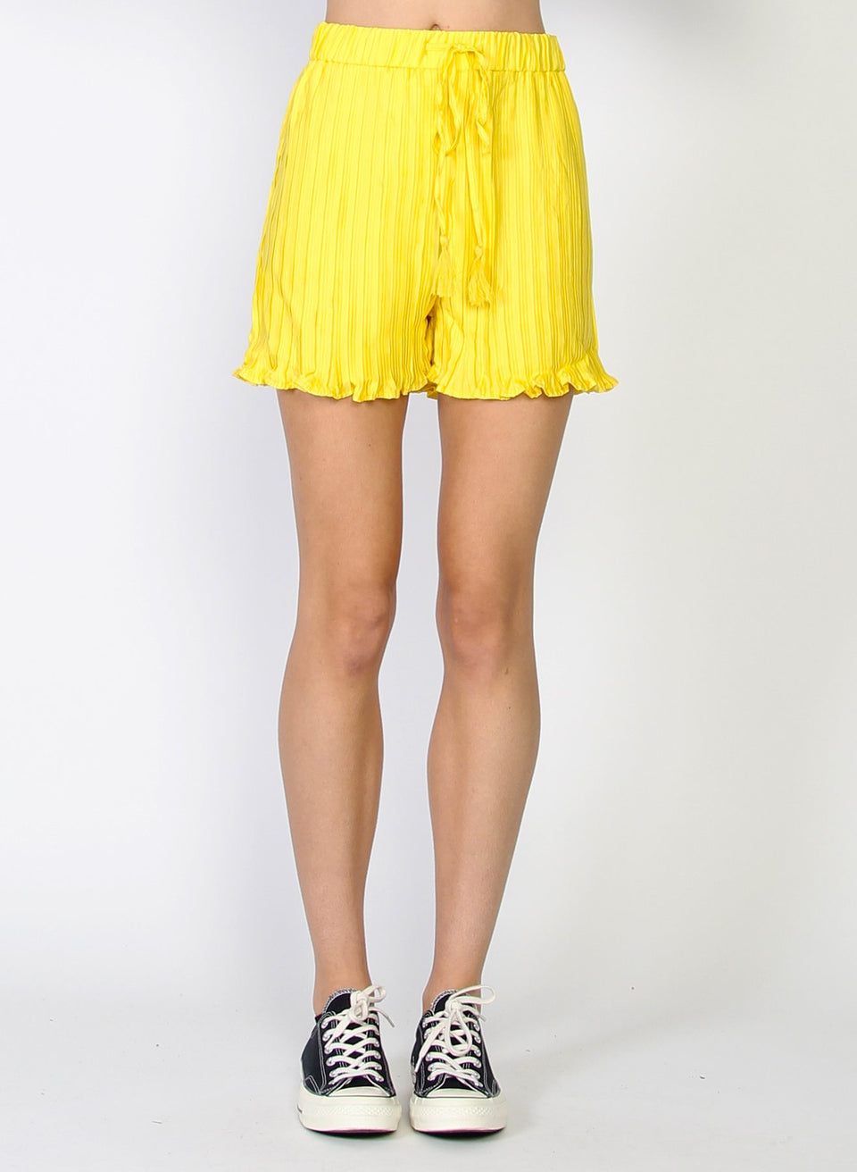 Federation Fly Short - Yellow