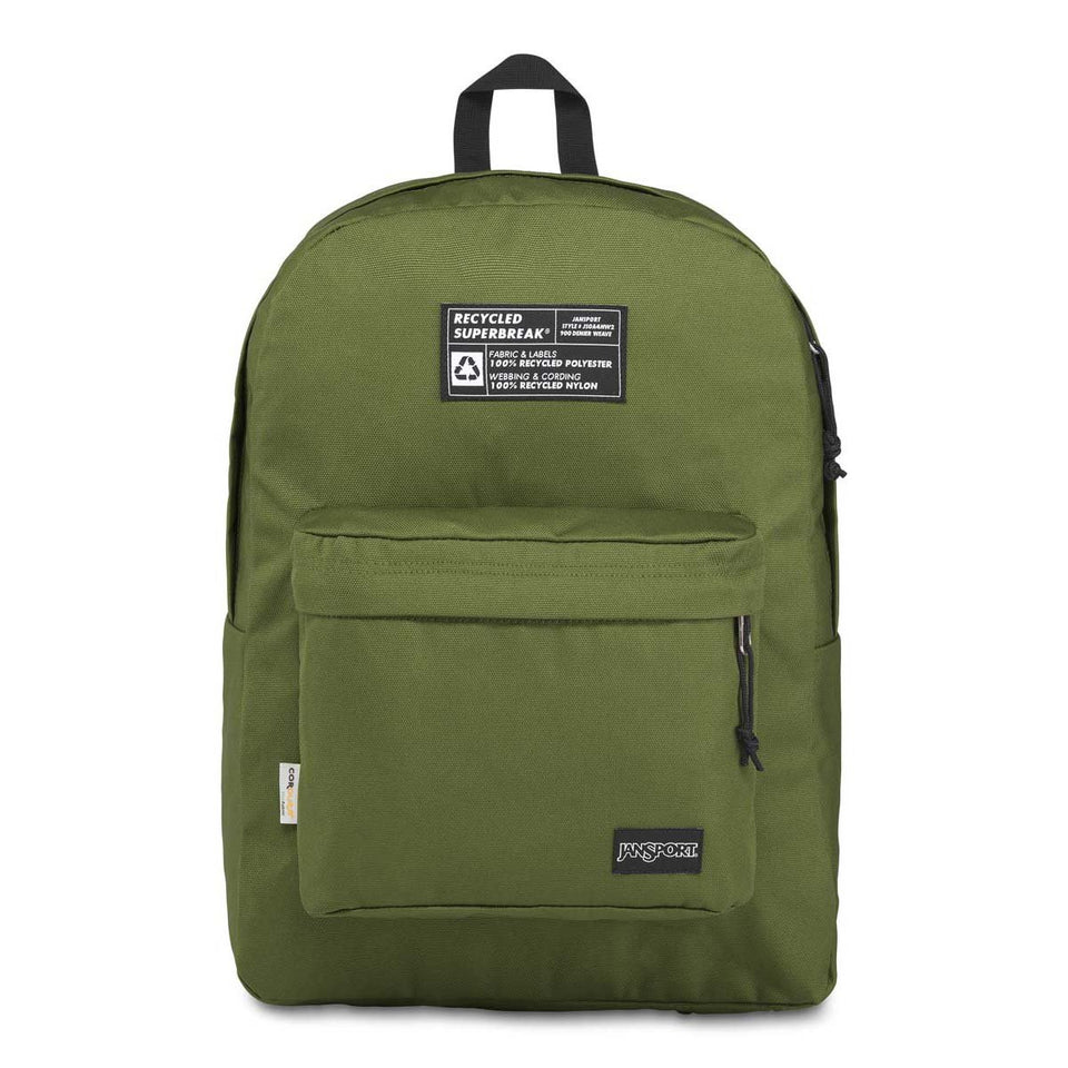 Jansport Recycled Superbreak New Olive