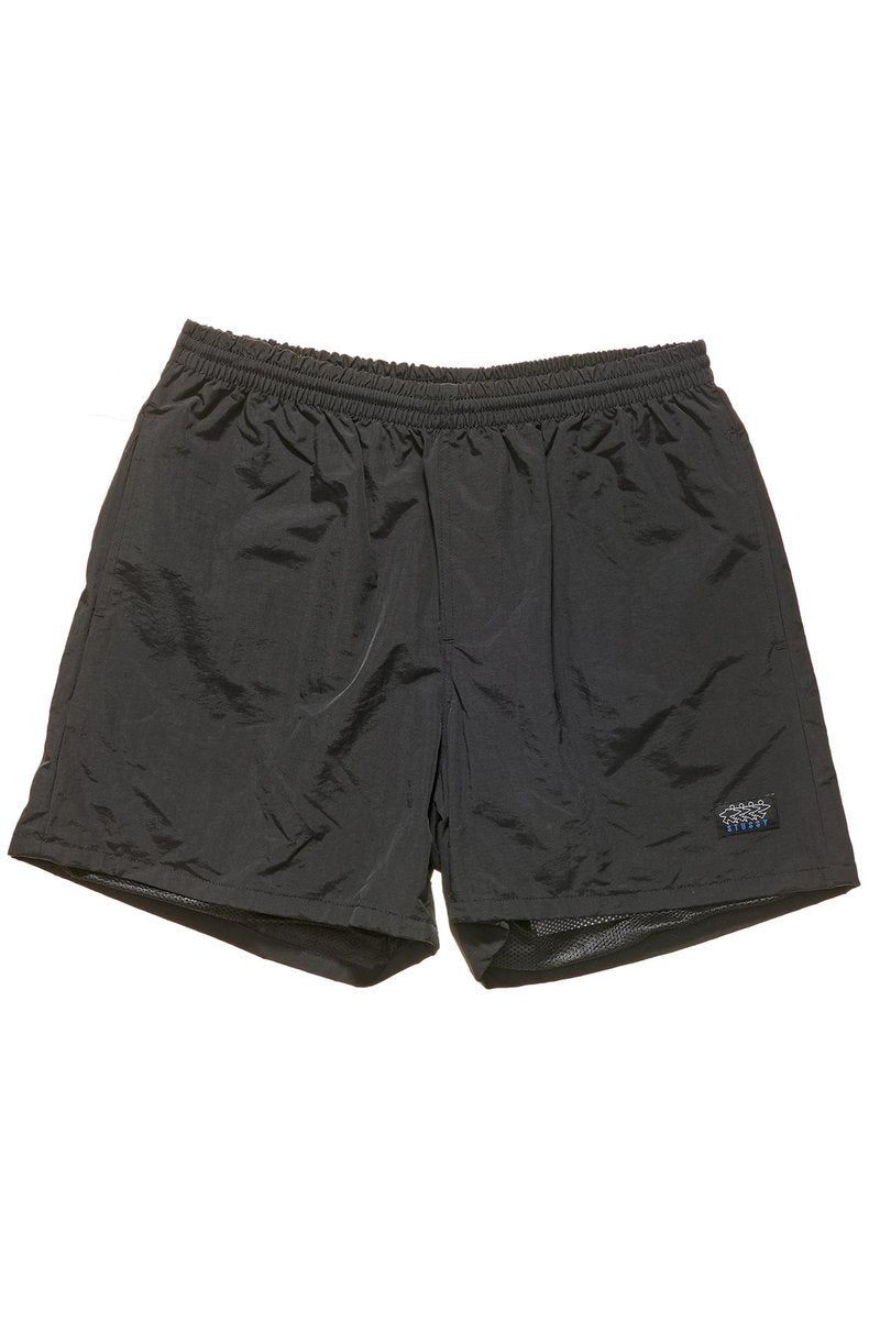 Stussy Nylon Big Beach Short Black