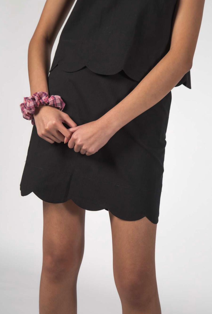 Thing Thing Chloe Skirt Black