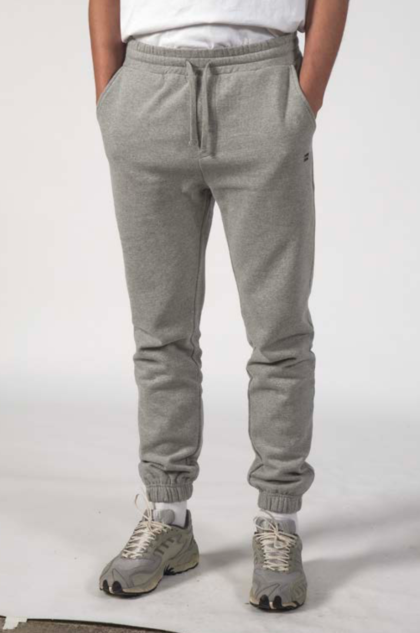 Thing Thing Night Trackie Grey Marle