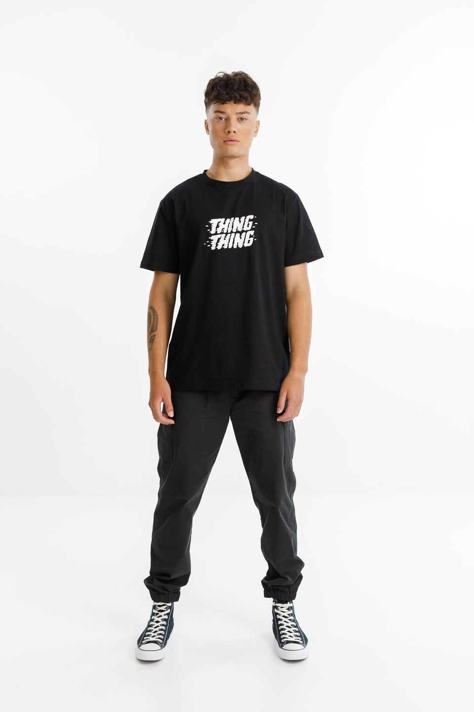 Thing Thing Ground Cargo Black