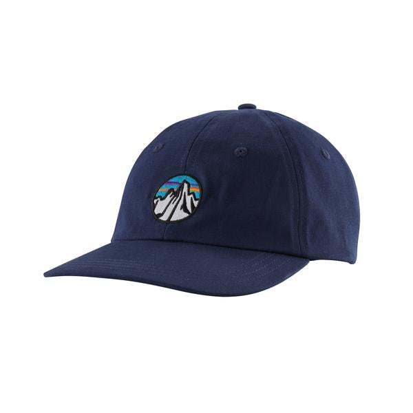 Patagonia Fitz Roy Scope Icon Trad Cap Classic Navy - Stencil