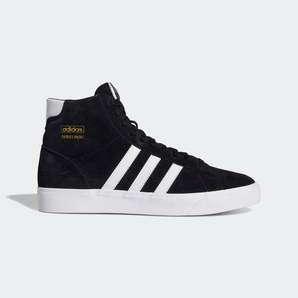 Adidas Basket Profi Black/White