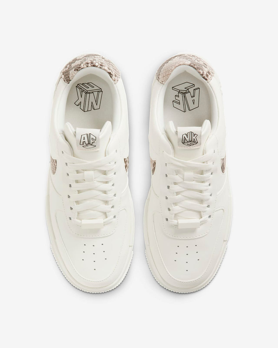 Nike Air Force 1 Pixel SE Sail Desert Sand College Grey