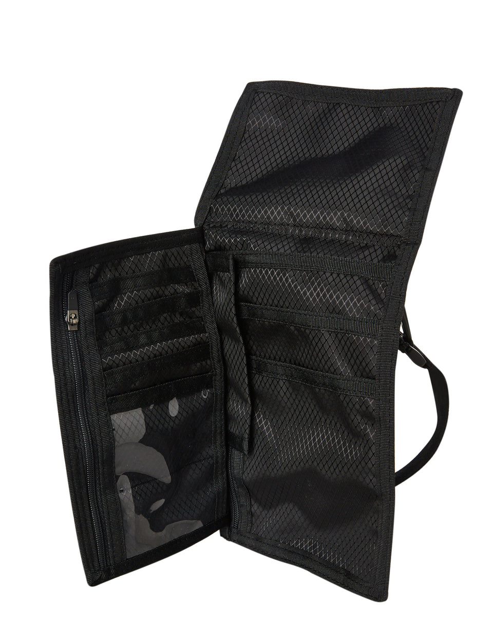 Stussy Design Corp Shoulder Bag Black - Stencil