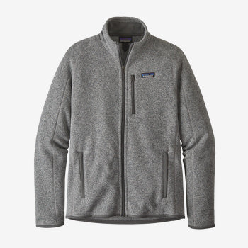 Patagonia Better Sweater Jacket Stonewash - Stencil