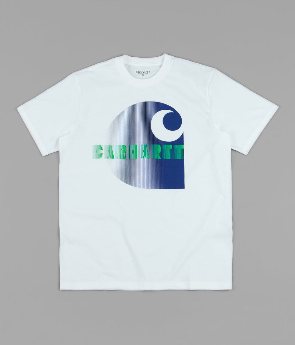 Carhartt S/S Illusion Tee White