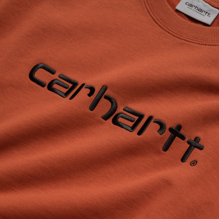 Carhartt Carhartt Sweat Cinnamon /Black