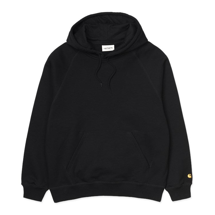Carhartt Womens Hooded Chase Sweat Black