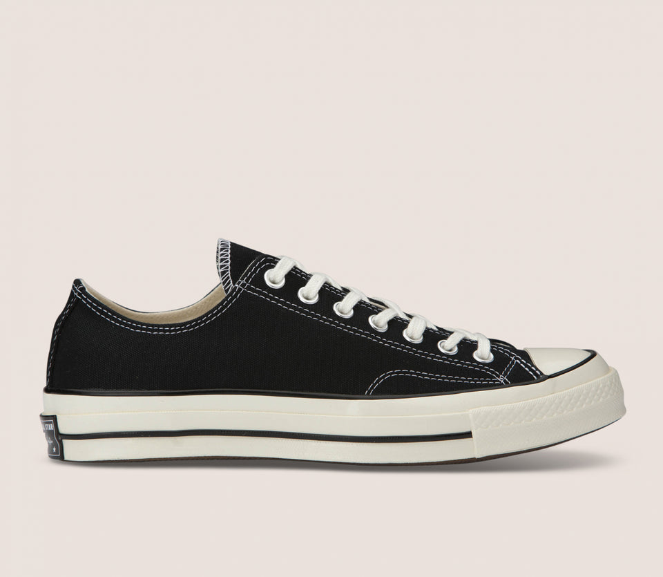 Converse Chuck Taylor All Star 70 Oxford Black - Stencil
