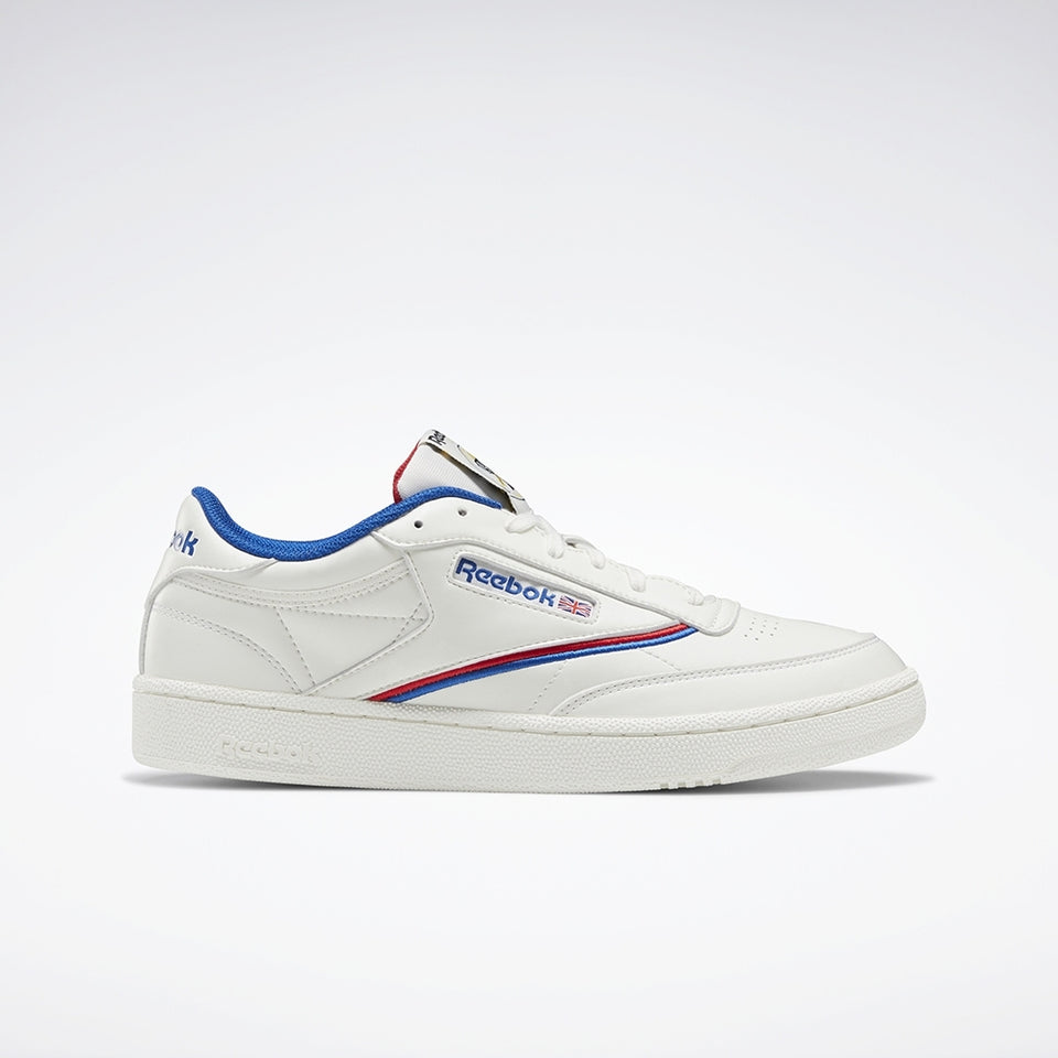 Reebok Club C 85 Legacy Chalk/Blue/Red
