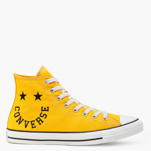 Converse Chuck Taylor All Star Smile High Amarillo - Stencil
