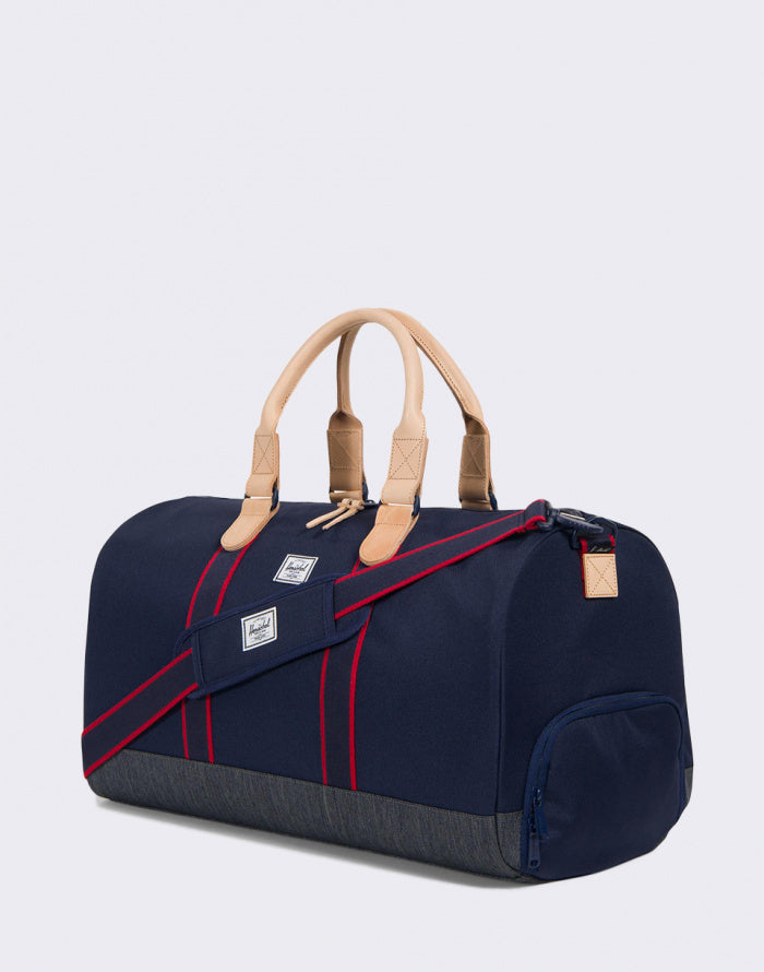 Herschel Novel Mid Volume Peacoat Denim - Stencil