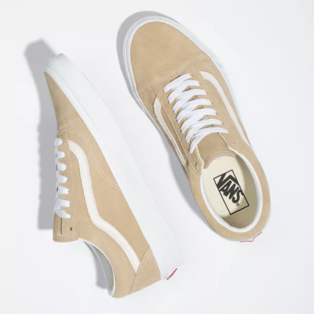Vans Old Skool Suede Candied Ginger