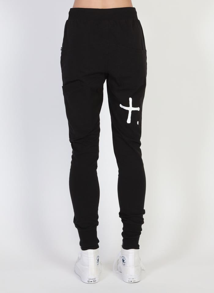 Federation Escape Trackies + White Print