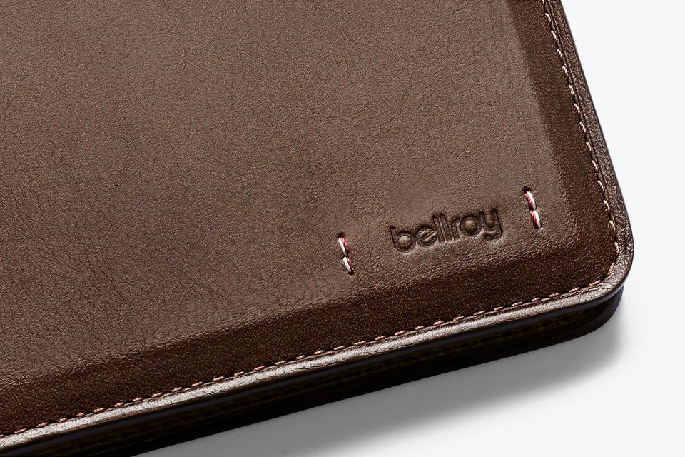 Bellroy Hide and Seek Premium Hi Darkwood