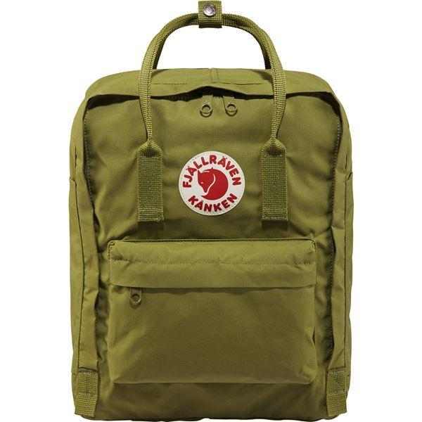 Fjallraven Kanken Backpack Guacamole