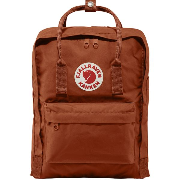 Fjallraven Kanken Backpack Autumn Leaf - Stencil