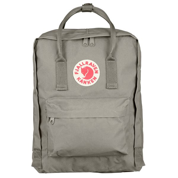 Fjallraven Kanken Backpack Fog - Stencil