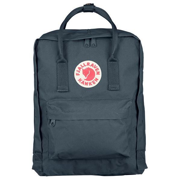 Fjallraven Kanken Backpack Graphite - Stencil