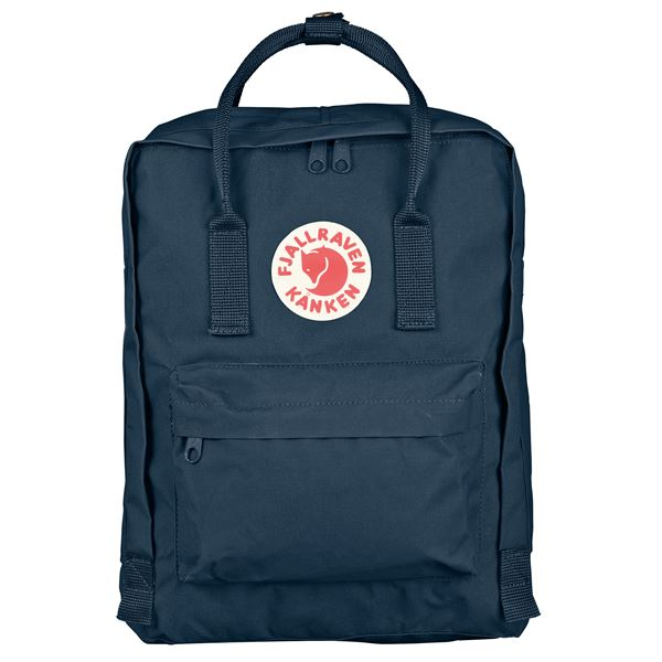 Fjallraven Kanken Backpack Navy - Stencil