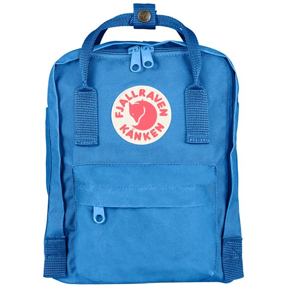 Fjallraven Kanken Mini Backpack UN Blue - Stencil