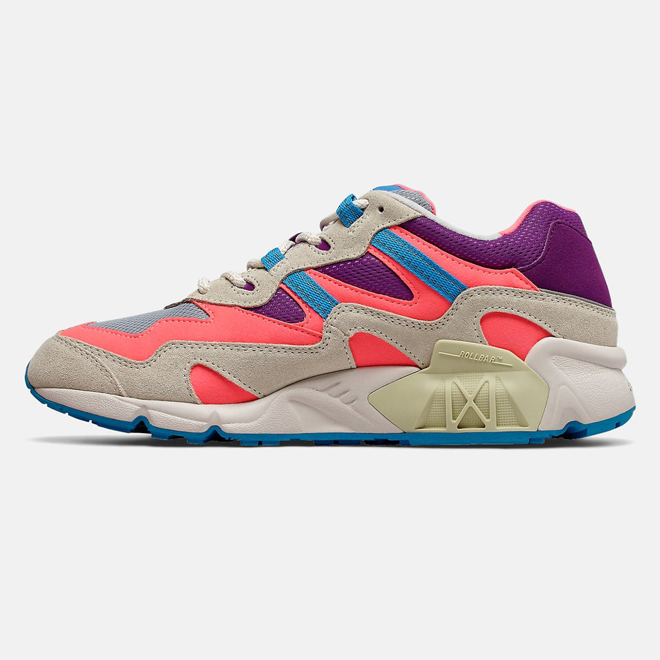 New Balance 850 Bone/Tahitian Pink/Purple