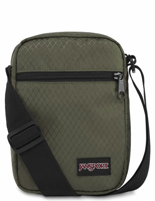 Jansport Weekender FX Bag Green Machine - Stencil