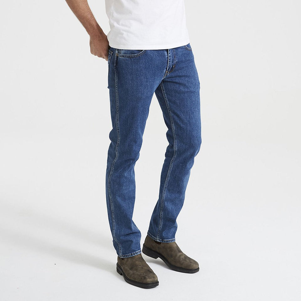 Levis 511 Workwear Slim Fit Jean Medium Stonewash