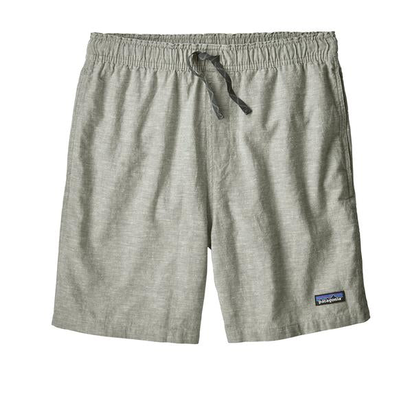 Patagonia Baggies Naturals - Chambray: Feather Grey