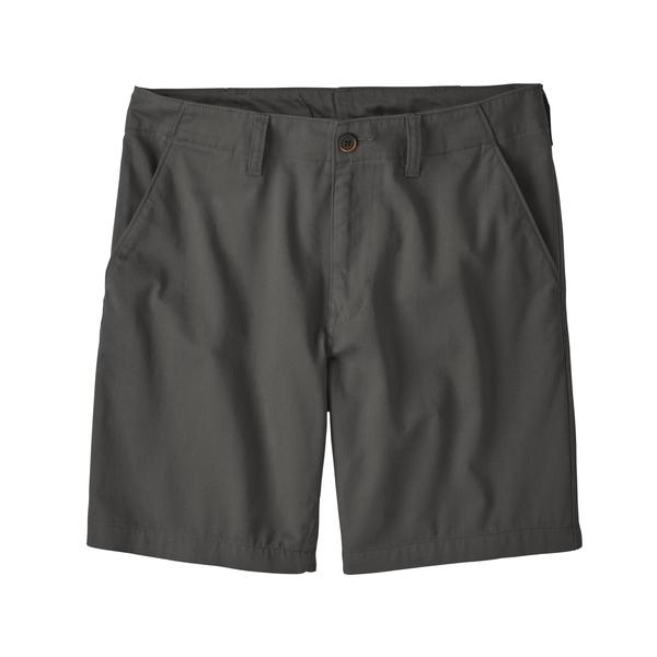 Patagonia Men's Four Canyon Twill Shorts - 8 In. - Forge Grey