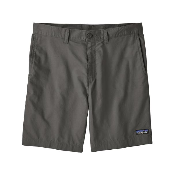 Patagonia Men's Light Weight All-Wear Hemp Shorts - 8 In. - Forge Grey