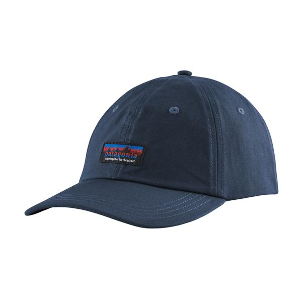 Patagonia Together for the Planet Label Trad Cap - New Navy