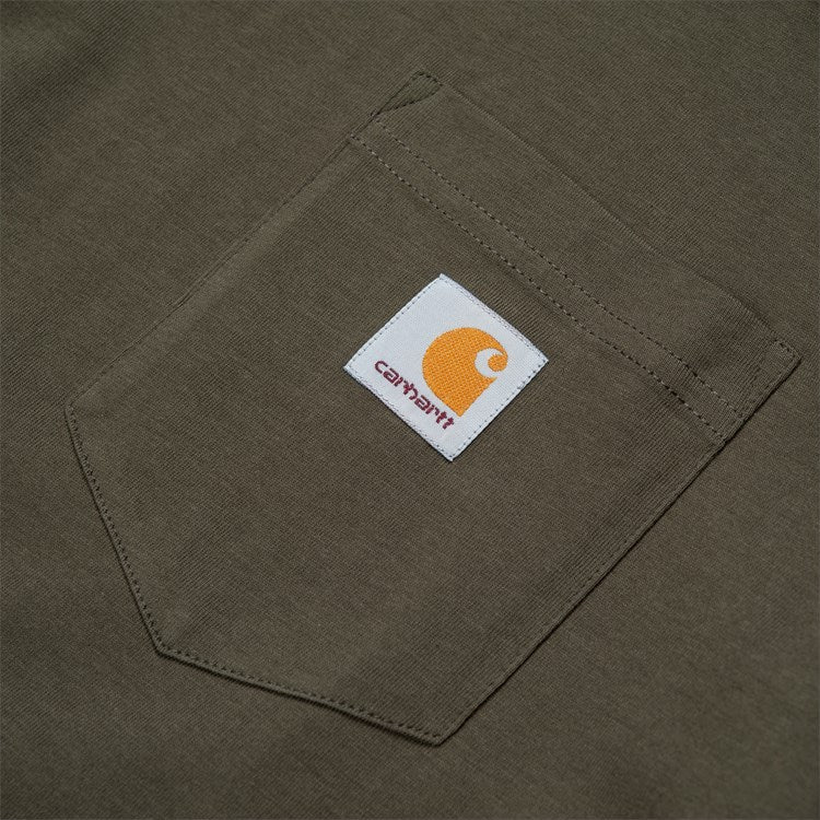 Carhartt S/S Pocket Tee Cypress