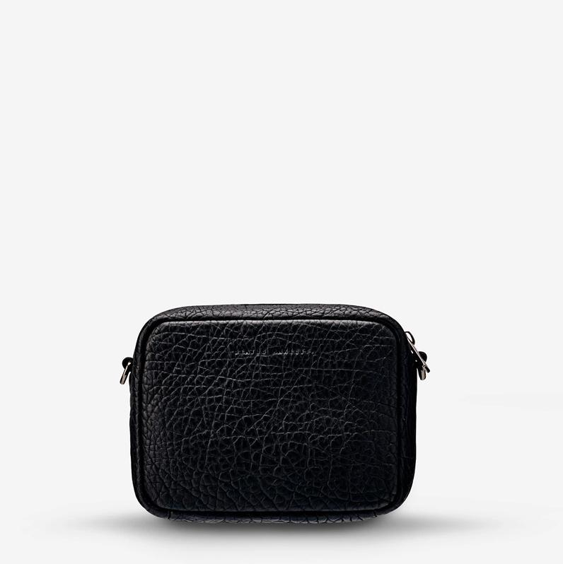 Status Anxiety Cult Bag Black Bubble