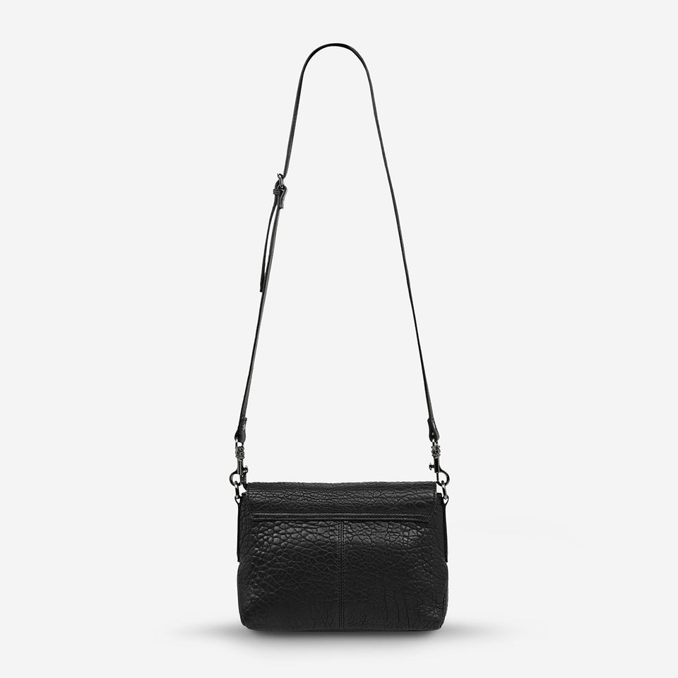 Status Anxiety Exile Bag Black Bubble