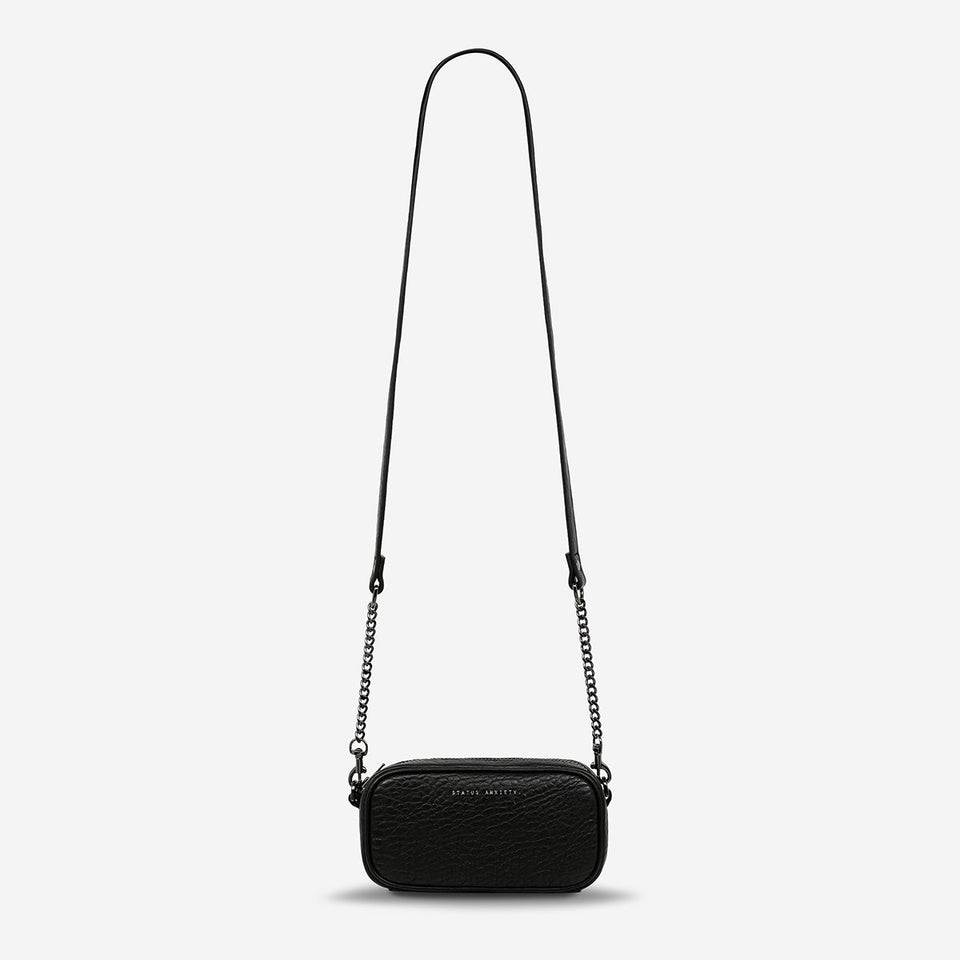 Status Anxiety New Normal Bag Black Bubble