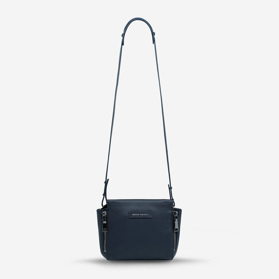 Status Anxiety The Ascendants Bag Navy Blue