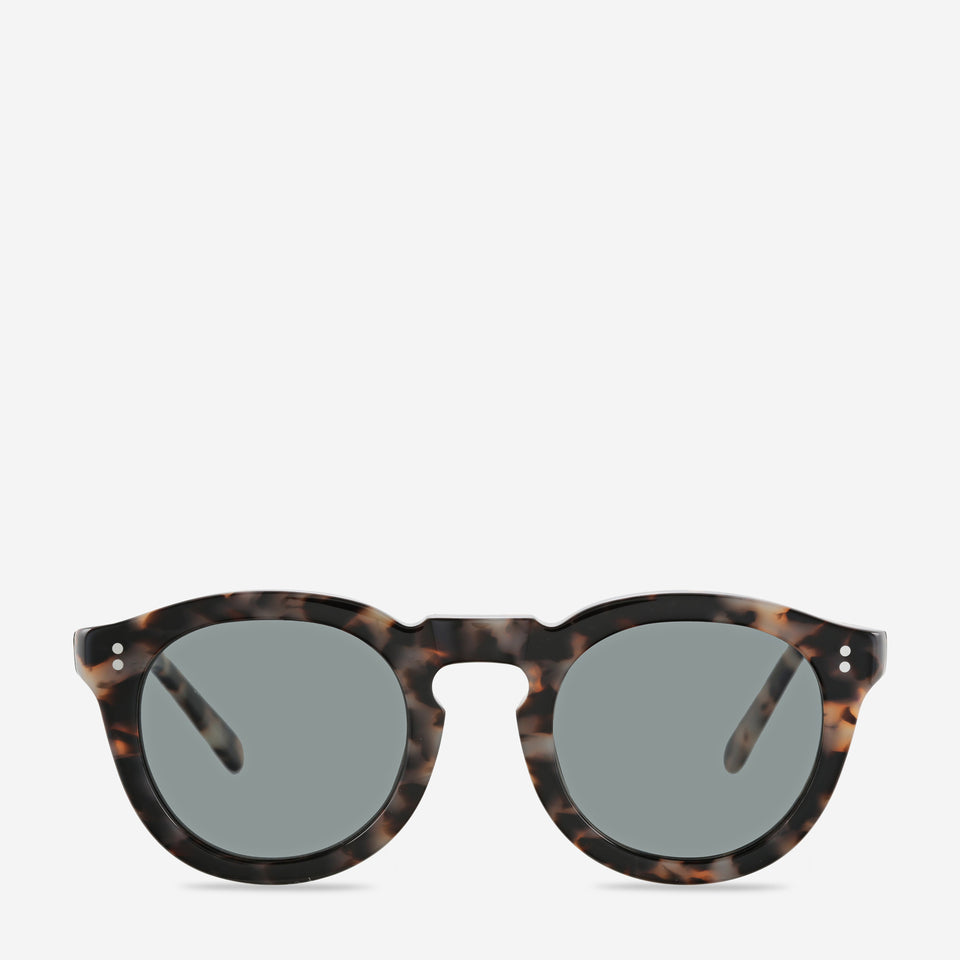 Status Anxiety Detached Sunglasses White Tort