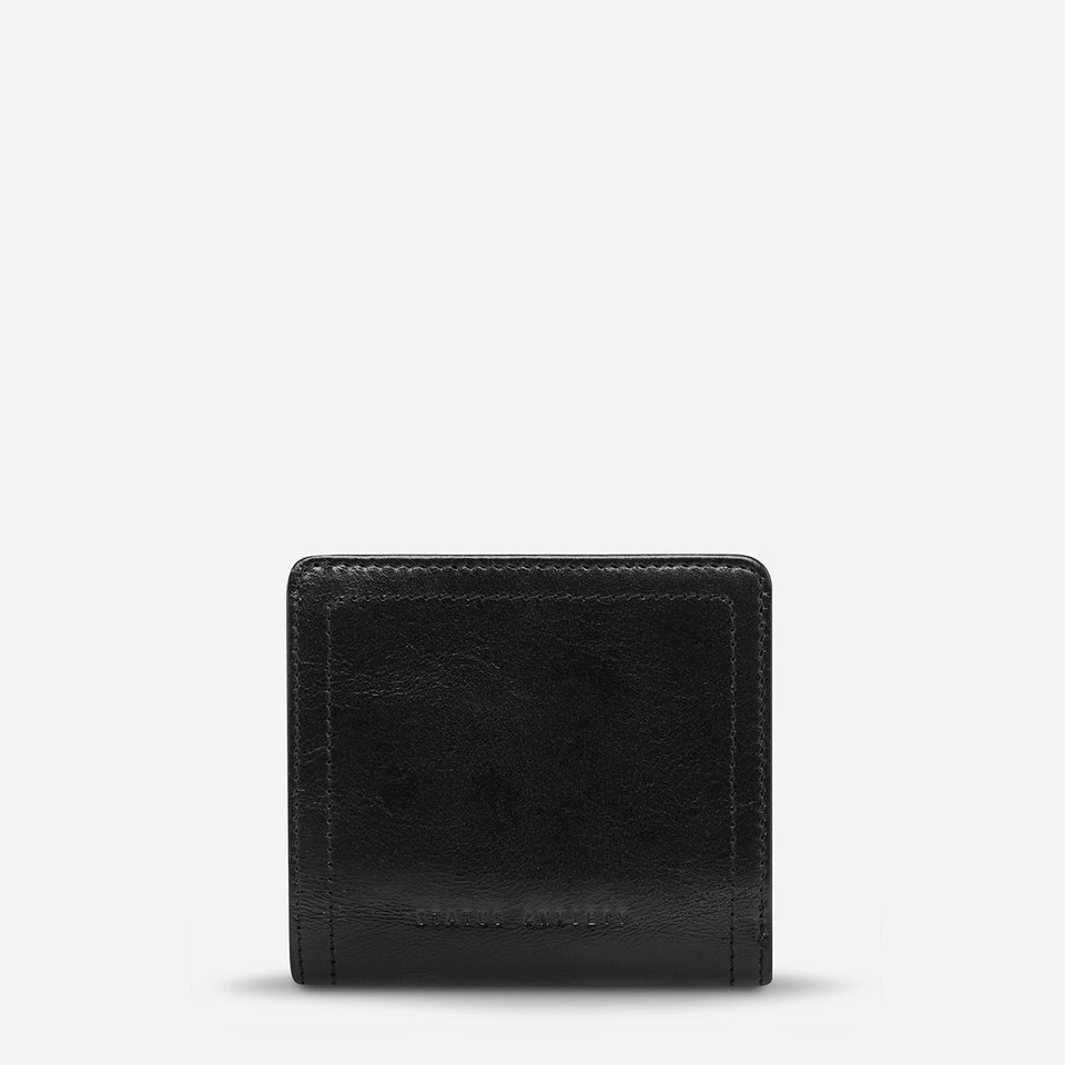 Status Anxiety In Another Life Wallet Black