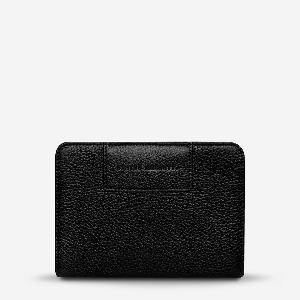 Status Anxiety Popular Problems Wallet Black