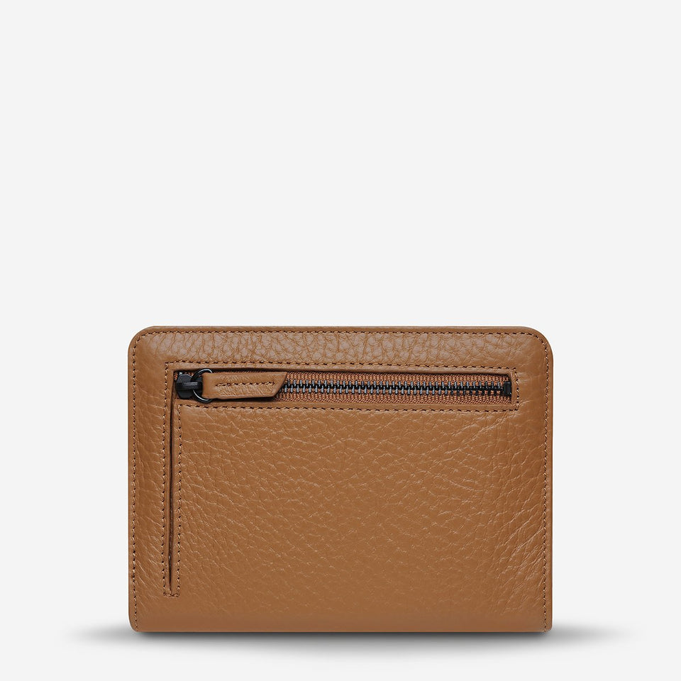 Status Anxiety Popular Problems Wallet Tan