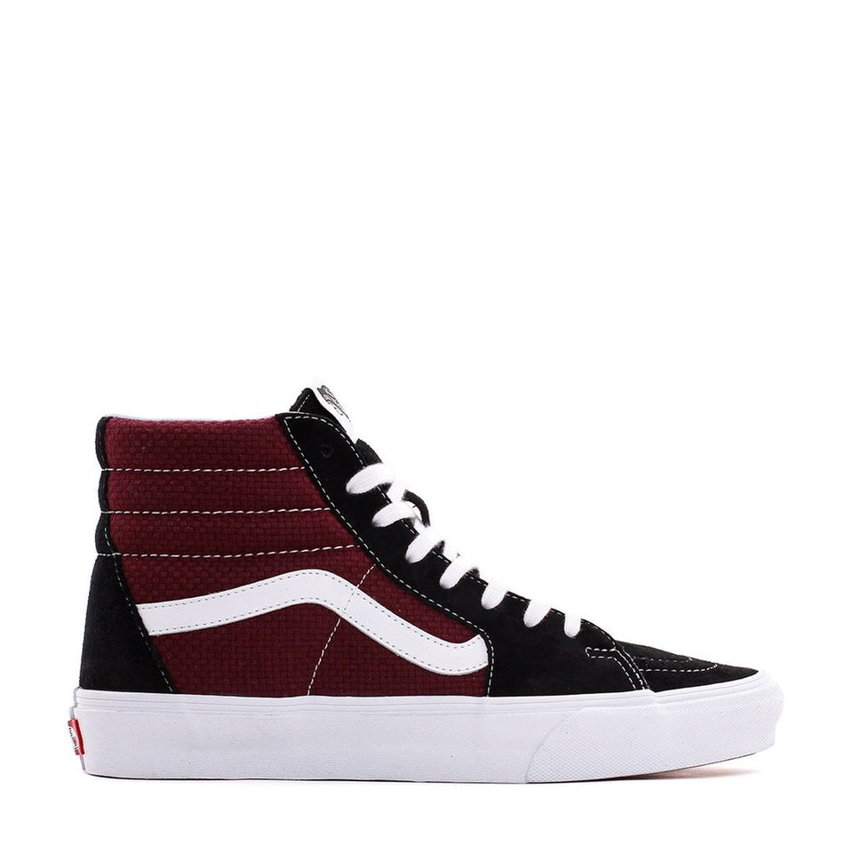 Vans Sk8 Hi (P&C) Black/Port Royale