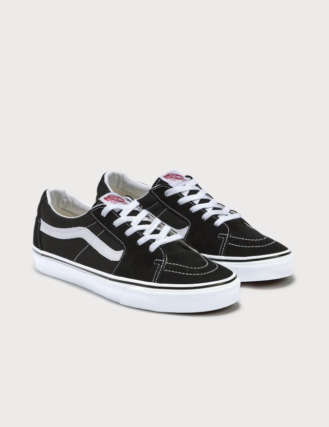 Vans Sk8 Low Black/True White