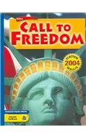 Holt Call to Freedom: Student Edition 2005