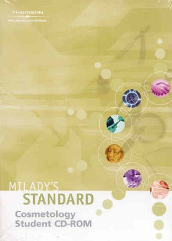 Milady's Standard Cosmetology Student CD-ROM